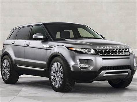 2014 Land Rover Range Rover Evoque  Pricing, Ratings