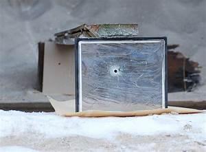 Rechten Winkel Selber Bauen : einschlag im glas und einschlag im holz liegen in einer ~ A.2002-acura-tl-radio.info Haus und Dekorationen