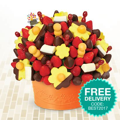 edible arrangements fruit baskets bouquets chocolate