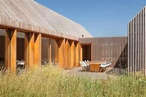 Holzfassade Welches Holz : k hnlein architektur wohnhaus aus holz haselbach anbau ~ Yasmunasinghe.com Haus und Dekorationen