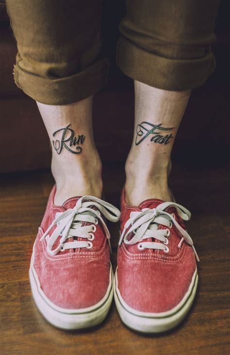 images  running tattoos  pinterest