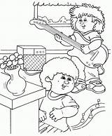 Coloring Pages Clipart Cabbage Patch Doll Clip Sheets Library Popular Children Coloringhome Line sketch template