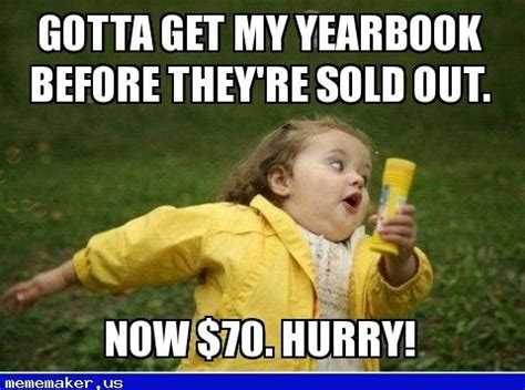 Yearbook Memes - awesome meme in http mememaker us yearbook 1 chubby bubbles girl meme creator pinterest