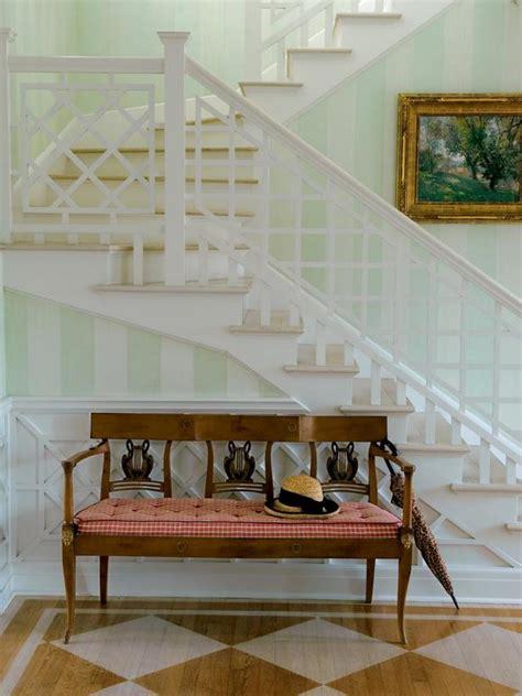 wooden staircase ideas diy
