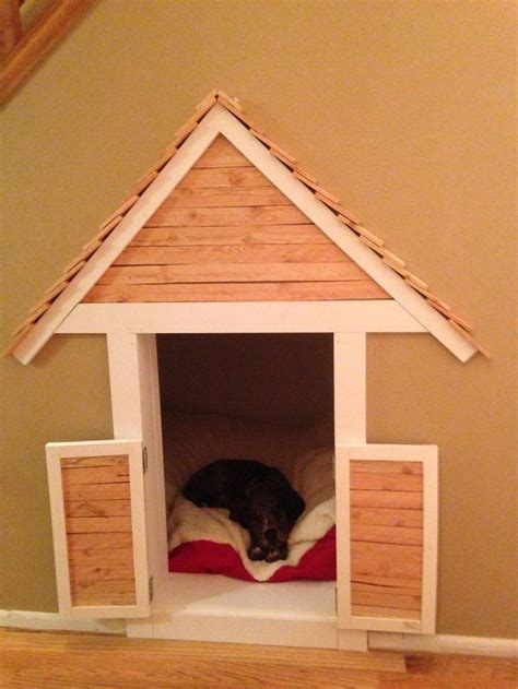 dog house   stairs  stairs dog house dog house diy dog house