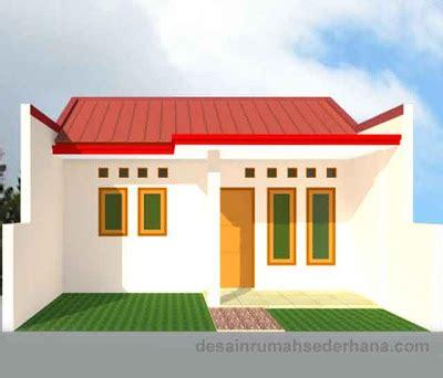 rumah minimalis modern desain rumah minimalis type