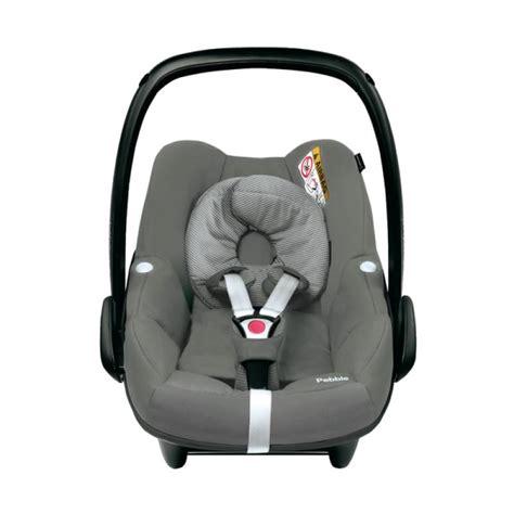 siege pebble siège auto pebble concrete grey bébé confort outlet