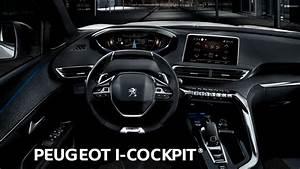 I Cockpit Peugeot 3008 : i cockpit suv peugeot 3008 youtube ~ Gottalentnigeria.com Avis de Voitures