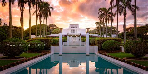 laie hawaii temple pictures lds temple pictures