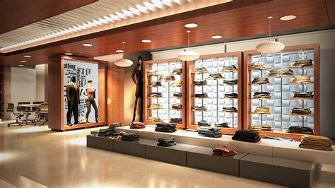 Fashion Showroom Zero Inch Interiors Ltd