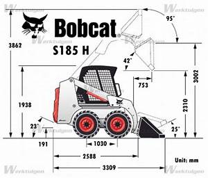 Pdf - Bobcat S185 High Flow - Bobcat - Machinery Specifications