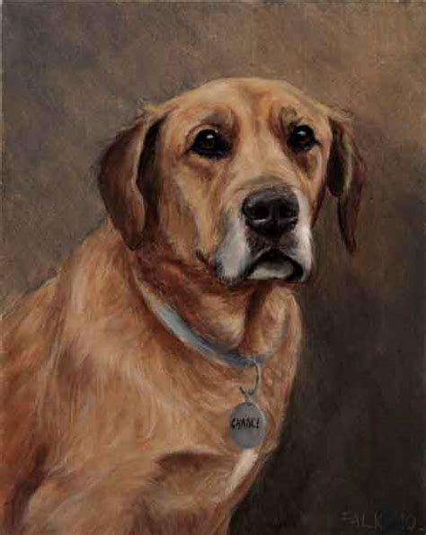 Dog Painting Madeline Falk Fine Art Paintings