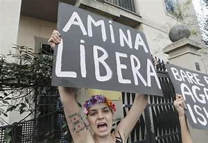 Mideast feminists reject topless protests across Europe ...
