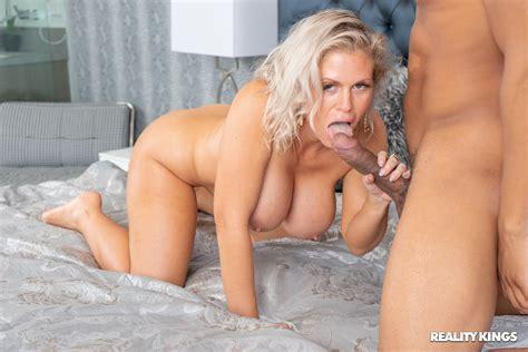 Milf Casca Akashova With Big Tits Gets A Big Black Cock In