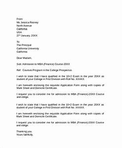 Sample letters to colleges free sample letter of recommendation example recommendation letters letter of admission thecheapjerseys Image collections