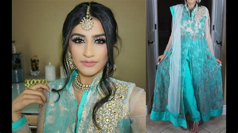 eid wedding makeuphairoutfit dressyourface inspired