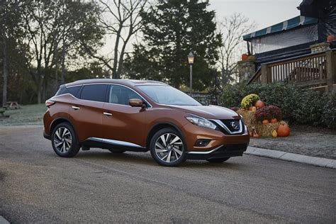 2018 Nissan Murano  Trim Level, Specs, Engine, Changes