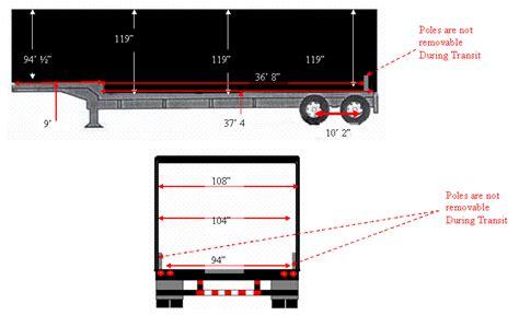 53 drop trailer autos post