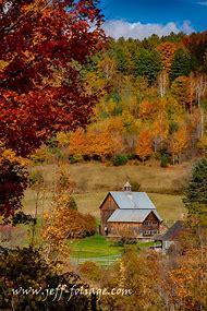 Vermont Fall Foliage Farm