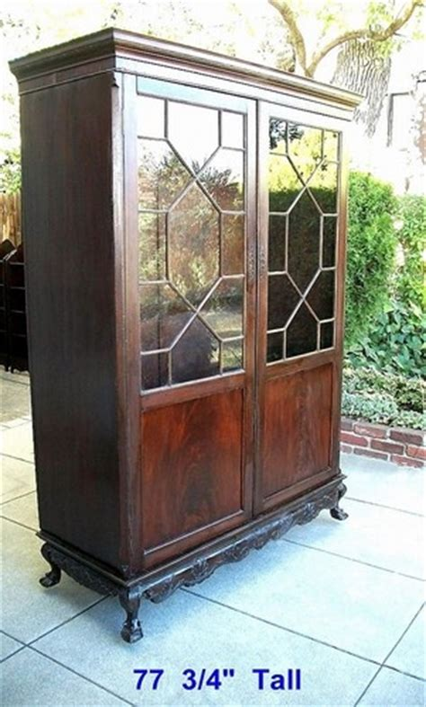 mahogany bookcase for 1000 images about georgian chippendale chinoiserie 7316