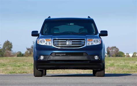 2018 Honda Pilot Reviews And Rating Motor Trend