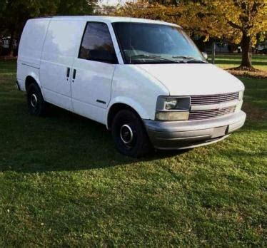 1998 Chevy Astro Mpg by 1998 Chevy Astro Cars For Sale
