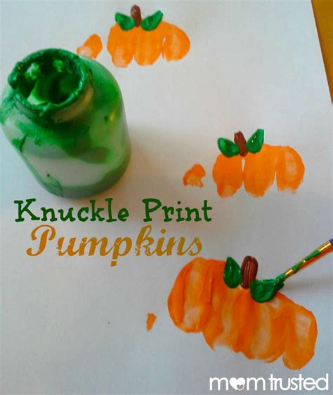 pumpkin crafts for preschool preschool pumpkin project pumpkin prints with your 366