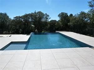 Dalle Sur Plots : terrasse piscine dalle sur plot ~ Farleysfitness.com Idées de Décoration