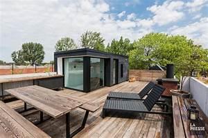 la terrasse sur le toit andre dumont conseils With construire un toit terrasse