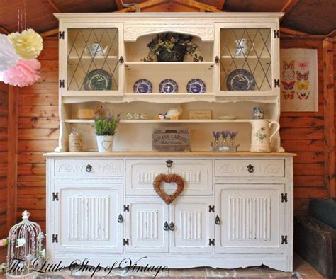 shabby chic oak furniture large jaycee old charm solid oak dresser sideboard cupboard cabinet shabby chic oak dresser