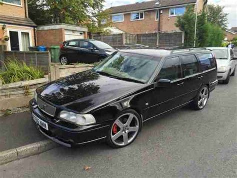 1998 Volvo V70 For Sale by Volvo 1998 V70 R Awd Auto Black 7 Seater Car Car For