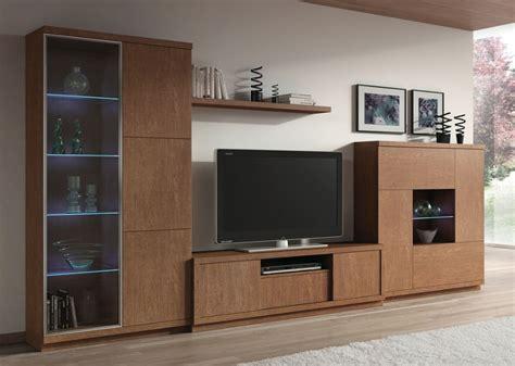 meuble tv chambre couleur chambre meuble marron design de maison
