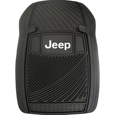 Car Floor Mats Walmart by Plasticolor Jeep Floor Mat Walmart