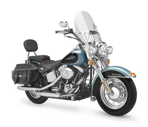 Harley Davidson Heritage Softail Review by 2007 Harley Davidson Flstc Heritage Softail Classic