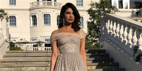 Priyanka Chopra Wedding Dress : Priyanka Chopra Had The Most Epic Outfit Change For The