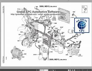 Volvo Fl Truck Wiring Diagram Service Manual September 2006