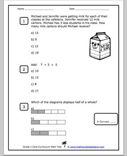 Mathworksheetsland Answers Key  Sixth Grade Math Worksheetswww Mathworksheetsland Com Answer