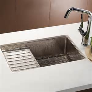 cantina pro bar sink with drainboard native trails