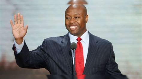 .it, republican senator tim scott will argue that the democratic agenda amounts to washington it will come from you — the american people, scott said in experts of his speech released ahead of. Tim Scott, lone black GOP senator, suggests Trump be more ...