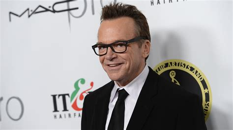 tom arnold  losing  pounds  son saved  life