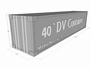 40 Container Gebraucht : 40 dv container lagercontainer seecontainer berseecontainer reifencontainer ~ Markanthonyermac.com Haus und Dekorationen