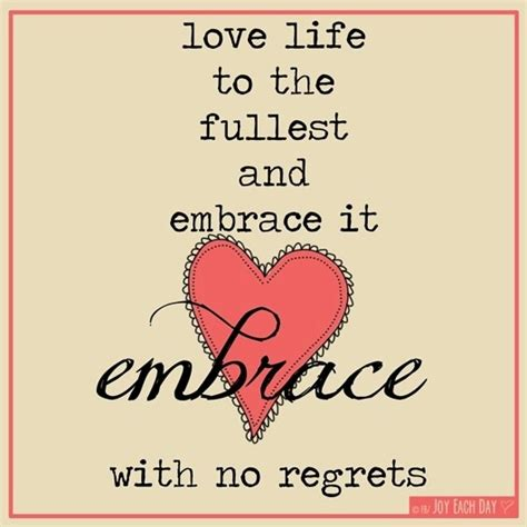 Quotes Embracing Life