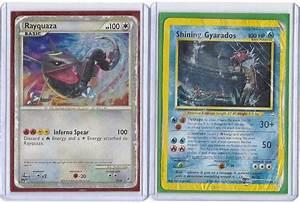 Shiny Pokemon Cards