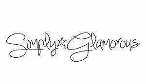 20 high quality free girly fonts designdune With glamorous font