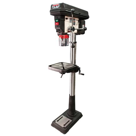 Jet Floor Mount Drill Press by Jet 354170 Jdp 20mf 20 Quot Floor Drill Press 115 230v 1ph
