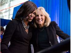 Michelle Obama and Jill Biden Reflect on Friendship at