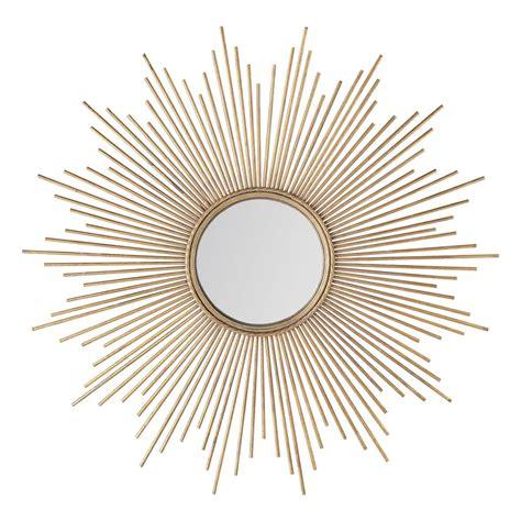miroirs soleil pour decorer vos murs avec style