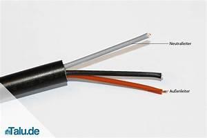 Lampe Anschließen 2 Kabel Ohne Farbe : selbst stromkabel verlegen stromkabel planen wechselschaltung anschlieen lampe anschlieen ~ Orissabook.com Haus und Dekorationen