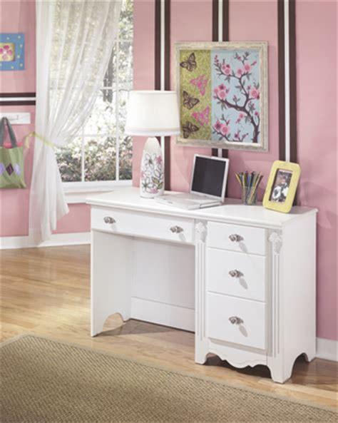ashley furniture exquisite white bedroom desk ash