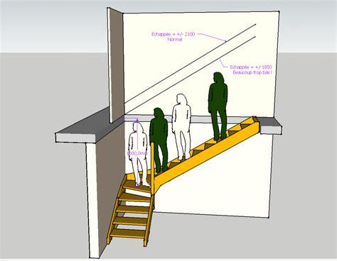fixer 1 placard dans le vide d une cage d escalier entre 2